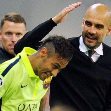 Pep dice que Neymar se hubiera quedado más en Barcelona