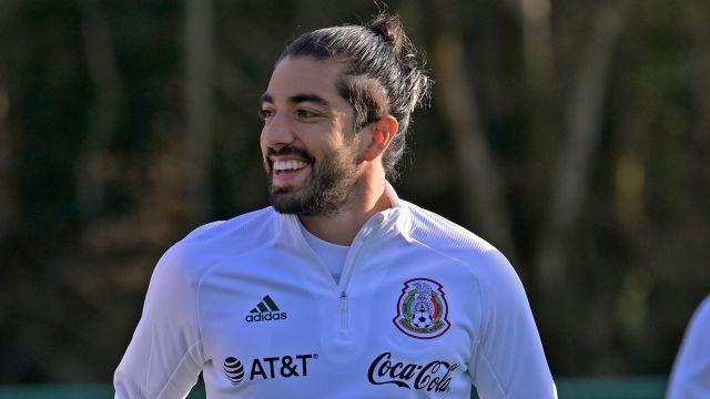 Rodolfo Pizarro no tuvo nivel en juegos de selección