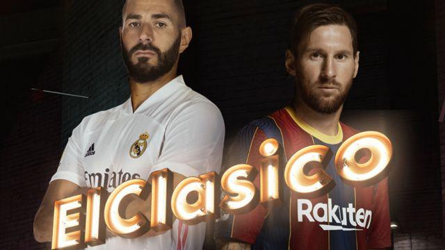 Real Madrid Barcelona Clásico español