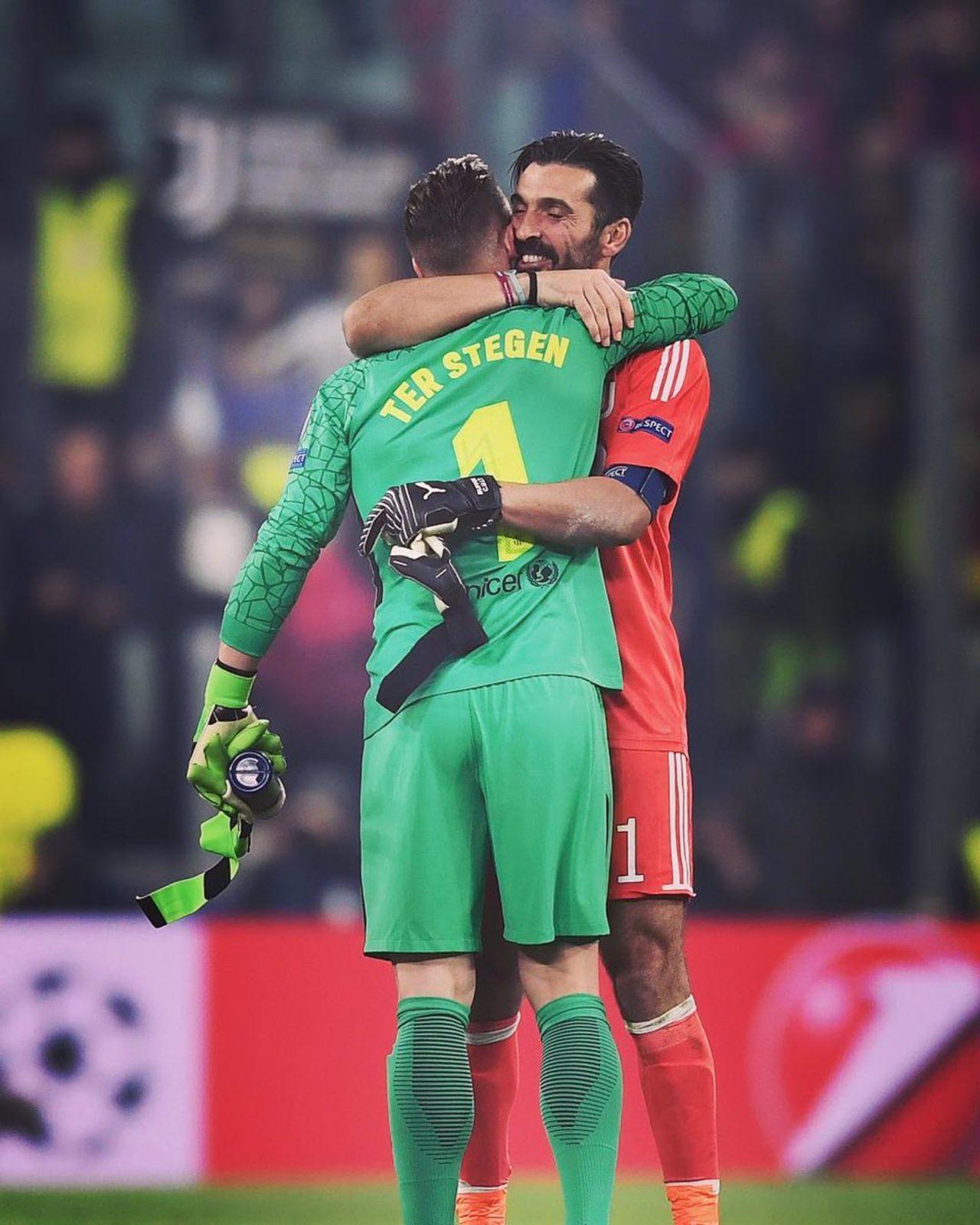 Gianluigi Buffon Barcelona fichaje verano Juventus