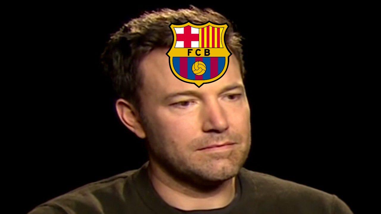 memes del empate entre Barcelona y Levante