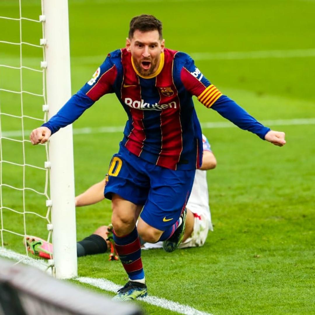 Barcelona jugadores más partidos Lionel Messi