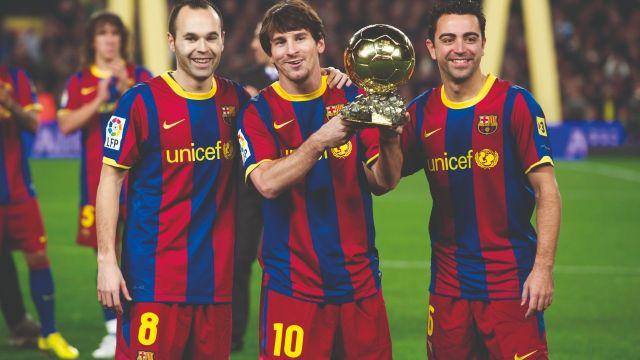 Barcelona jugadores con más partidos historia
