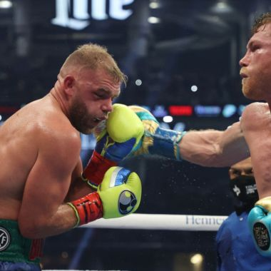 Billy Joe Saunders carrera lesión Canelo Álvarez