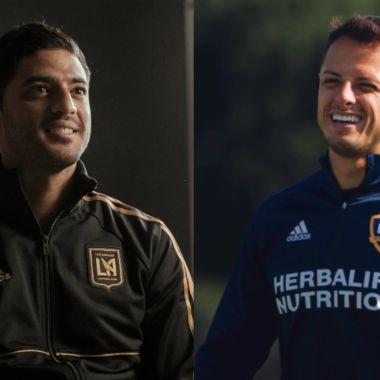 Carlos Vela Chicharito salarios altos MLS