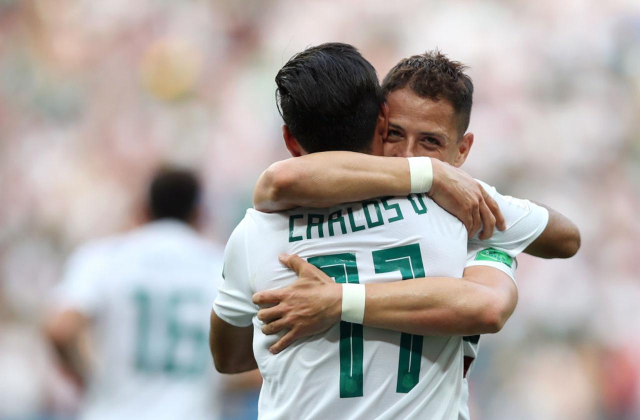 Carlos Vela Chicharito mejor pagados MLS