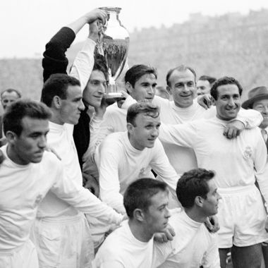 Champions League final 1960 Real Madrid Eintracht Frankfurt