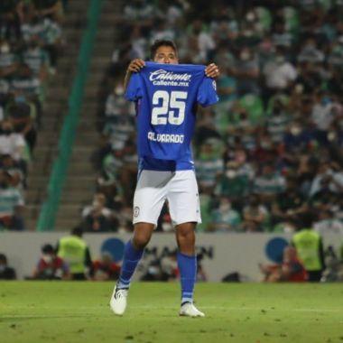 Cruz Azul final ida roberto alvarado liga mx