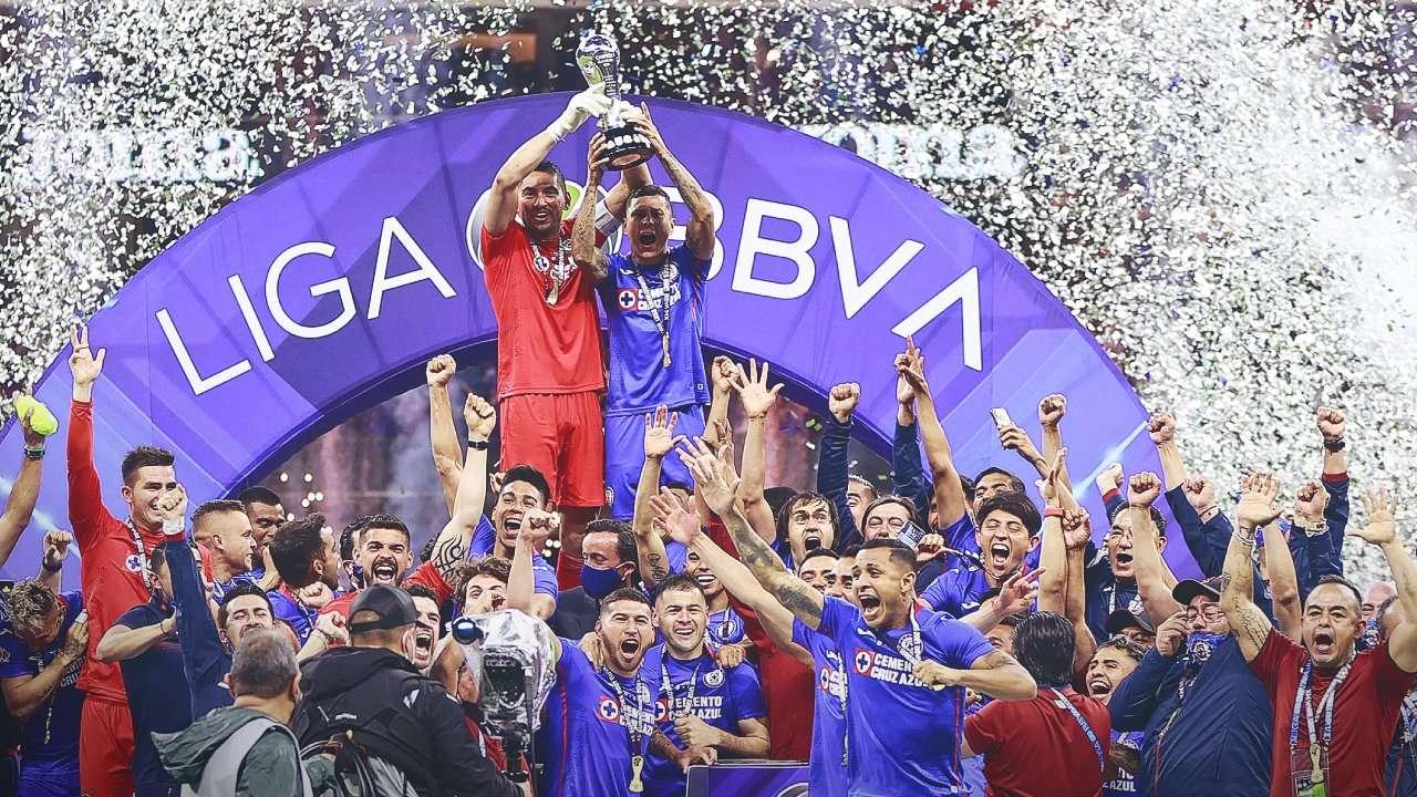 Cruz Azul campeón Guard1anes Clausura 2021 BBVA MX