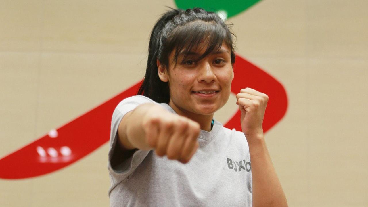 Esmeralda Falcón boxeo box mexico tokio 2020 juegos olímpicos