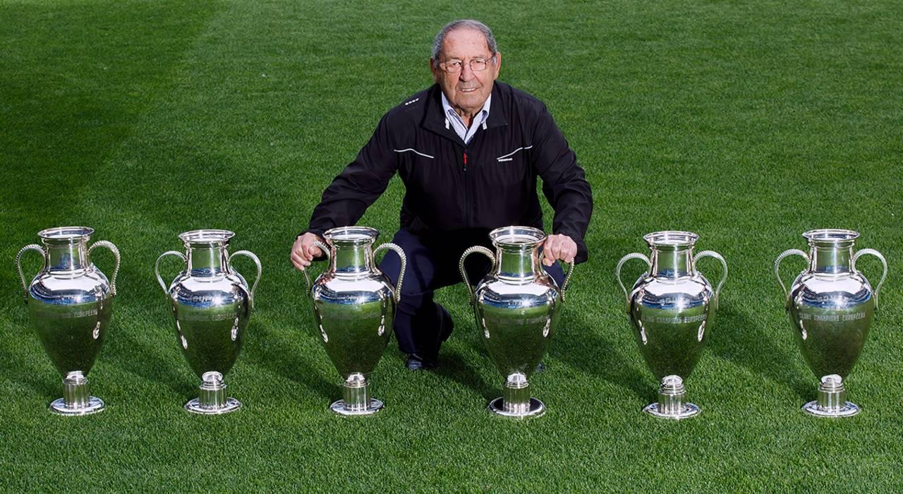 Jugadores más Champions League Paco Gento