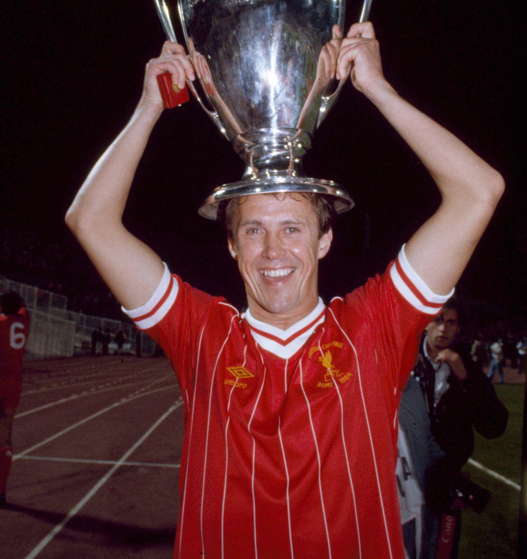 Jugadores más Champions League Phil Neal