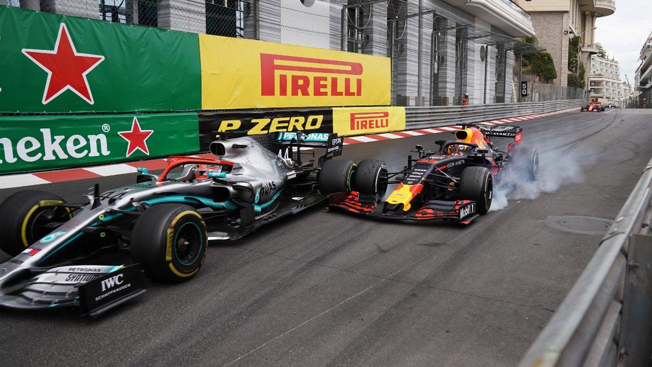 F1 Gran Premio Mónaco presencia público
