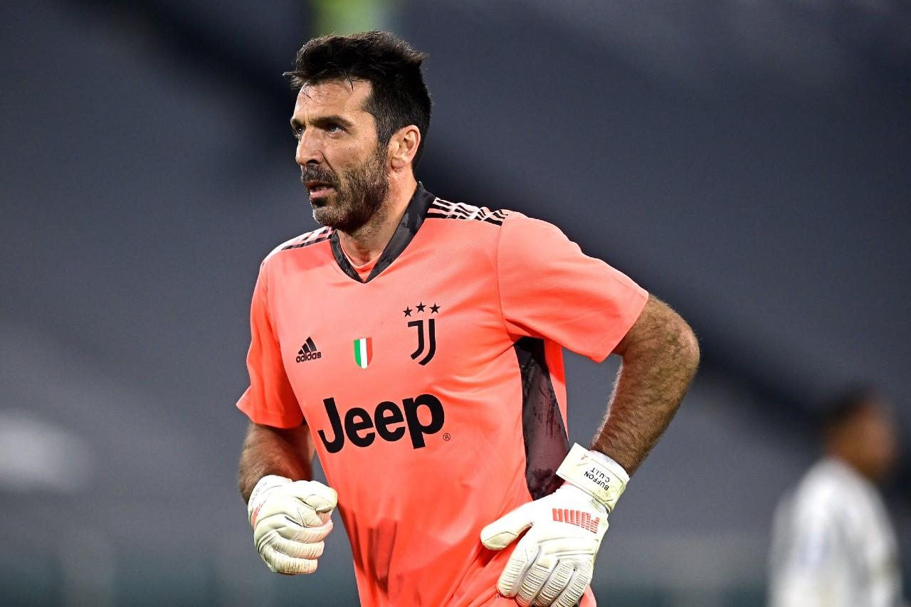 Gianluigi Buffon salida Juventus temporada Serie A