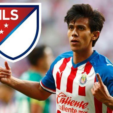 José Juan Macías chivas mls fichaje delantero liga mx