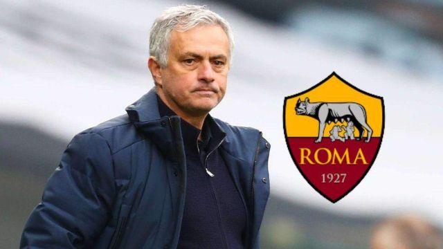José Mourinho es anunciado como nuevo técnico de la Roma para la próxima temporada