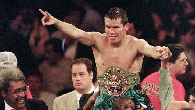 Julio César Chávez boxeador mexicano box campeon