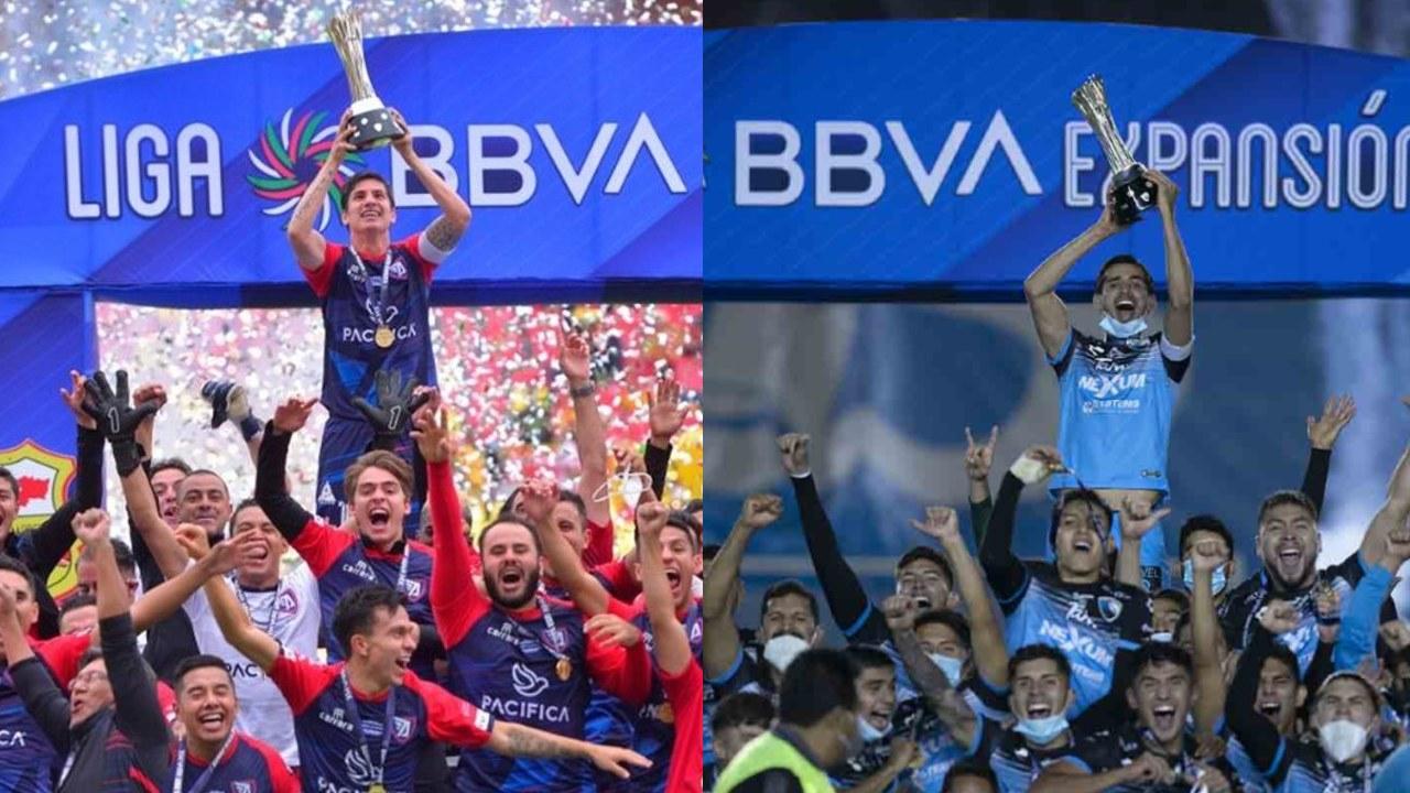 Liga BBVA Expansión MX campeón tepatitlán tampico madero