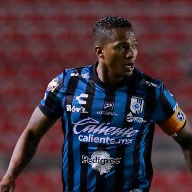 Antonio Valencia retiro Querétaro Apertura 2021
