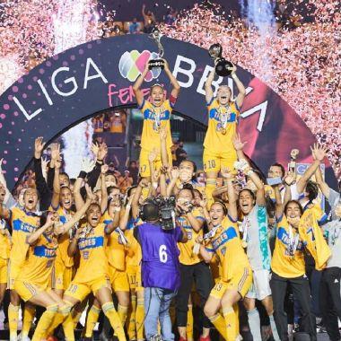 Liga BBVA MX Femenil: Tigres vence a Chivas y se consagran como campeonas del Guard1anes 2021