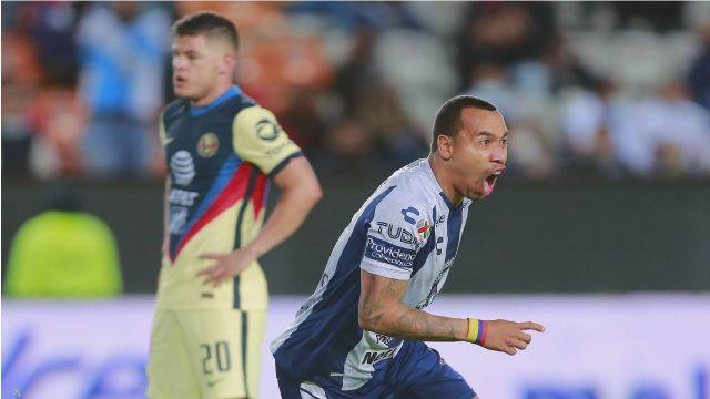 Liga BBVA MX Pachuca América victoria cuartos