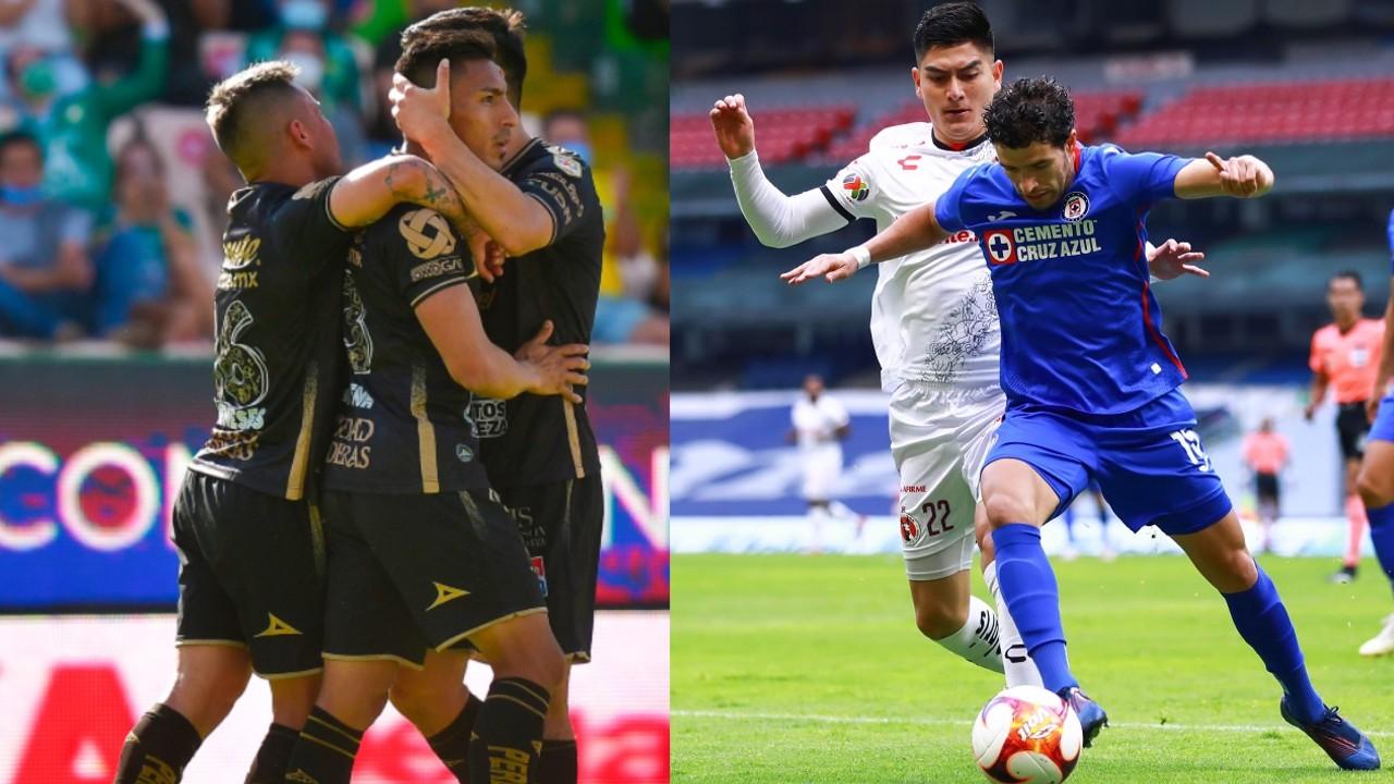 Liga BBVA MX jornada 17 fecha guard1anes 2021