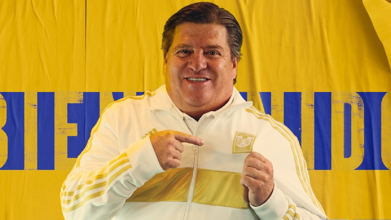 Miguel Herrera tigres liga bbva mx técnico