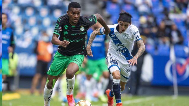 Liga BBVA MX: Santos Laguna obtiene su pase a la final del Guard1anes 2021 tras vencer a Puebla
