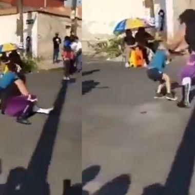Luchador agrede a niño durante función en CDMX; fue detenido por maltrato infantil