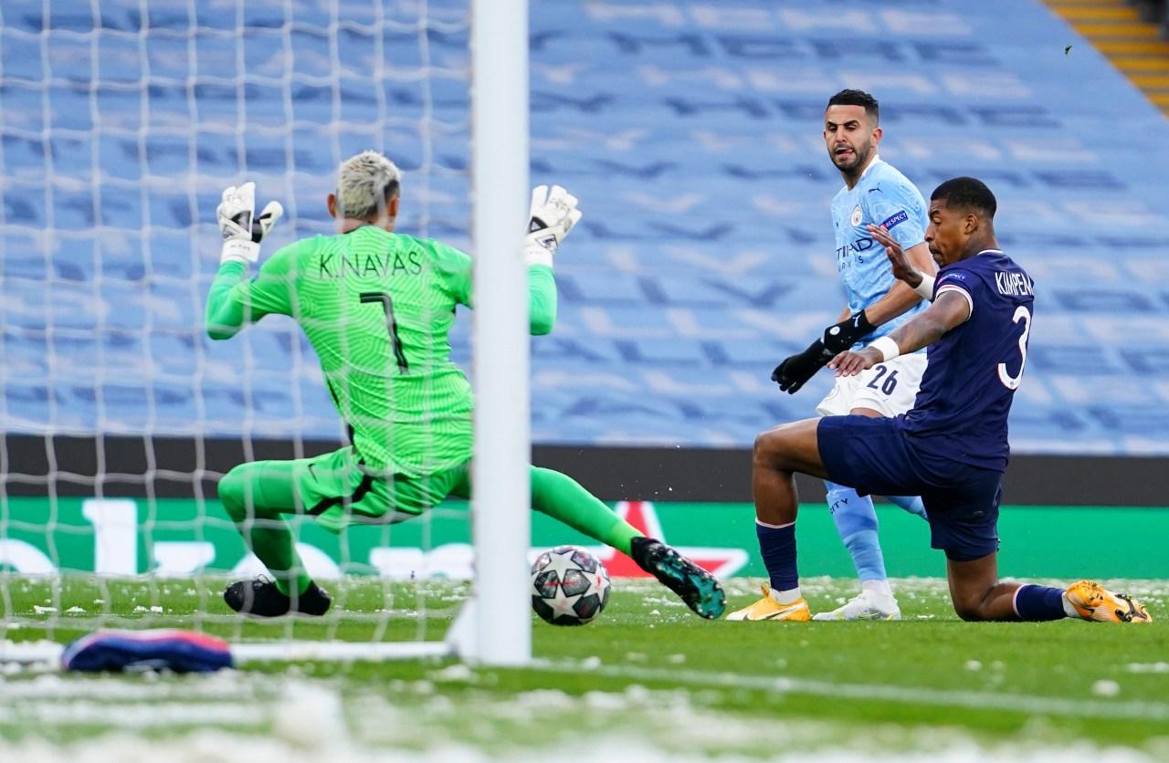 Manchester City PSG final Champions League