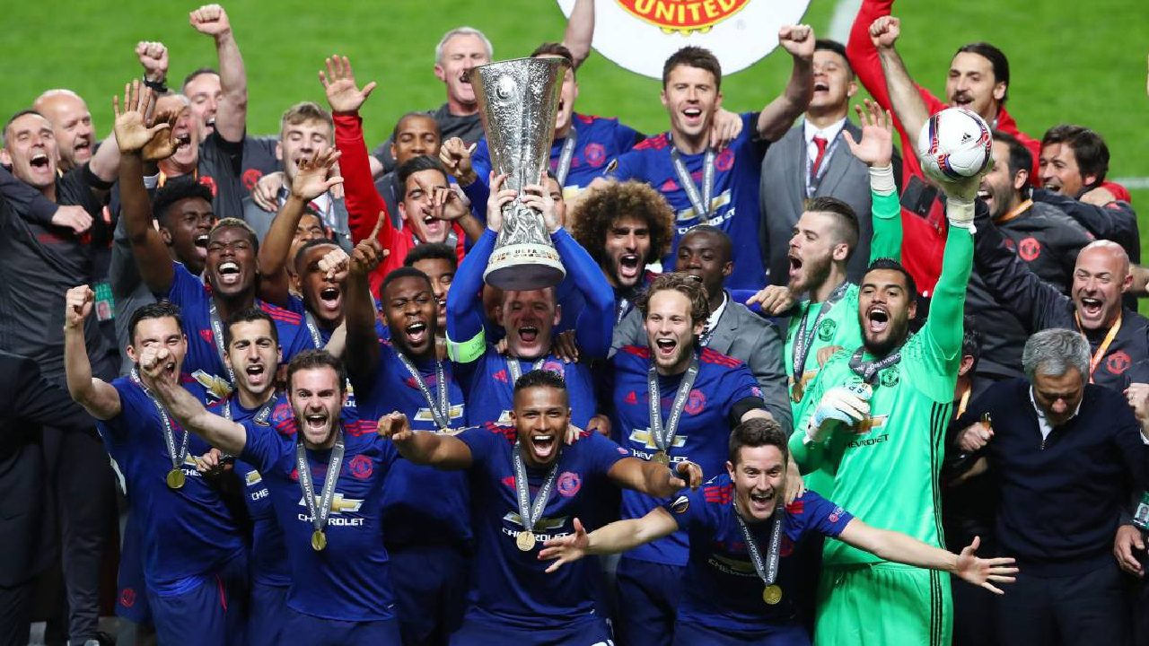 manchester united europa league 2017 campeon
