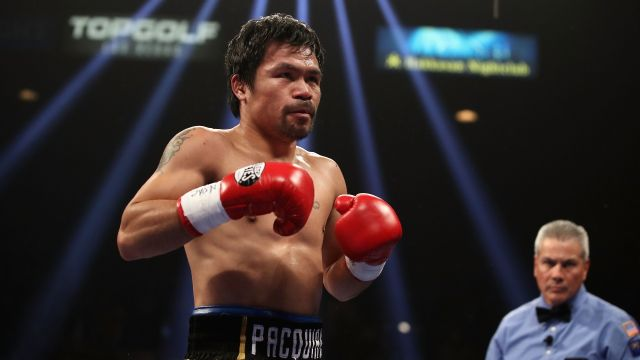 Manny Pacquiao anuncia su regreso oficial al boxeo