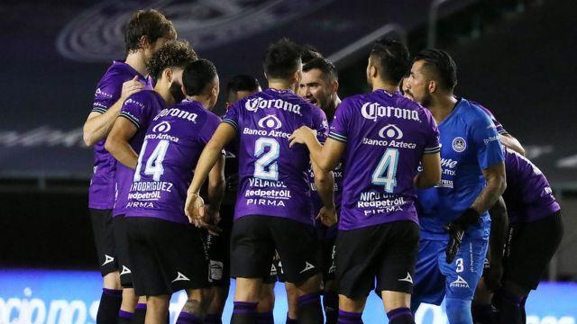 Mazatlán FC transferibles jugadores liga bbva mx