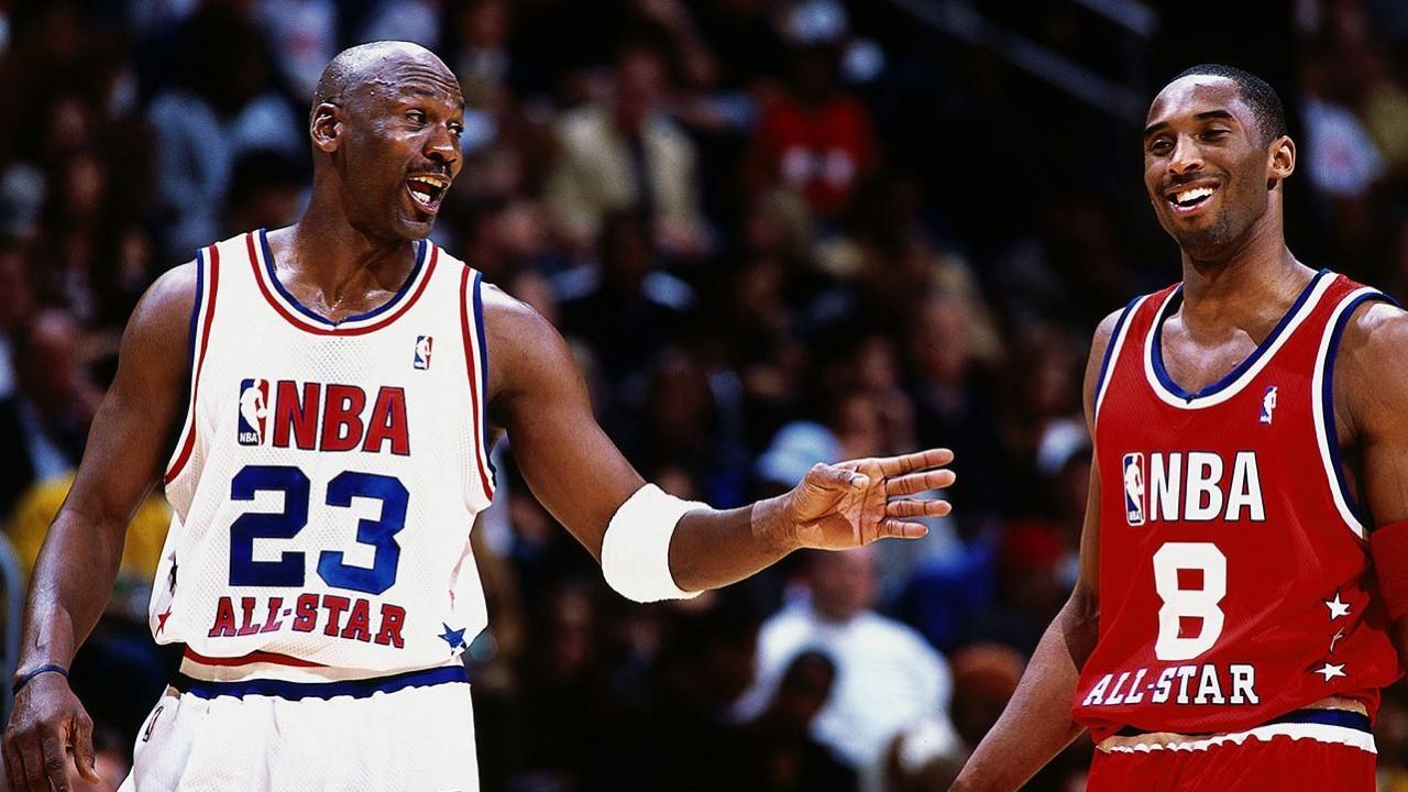 Michael Jordan mensajes Kobe Bryant Salón Fama