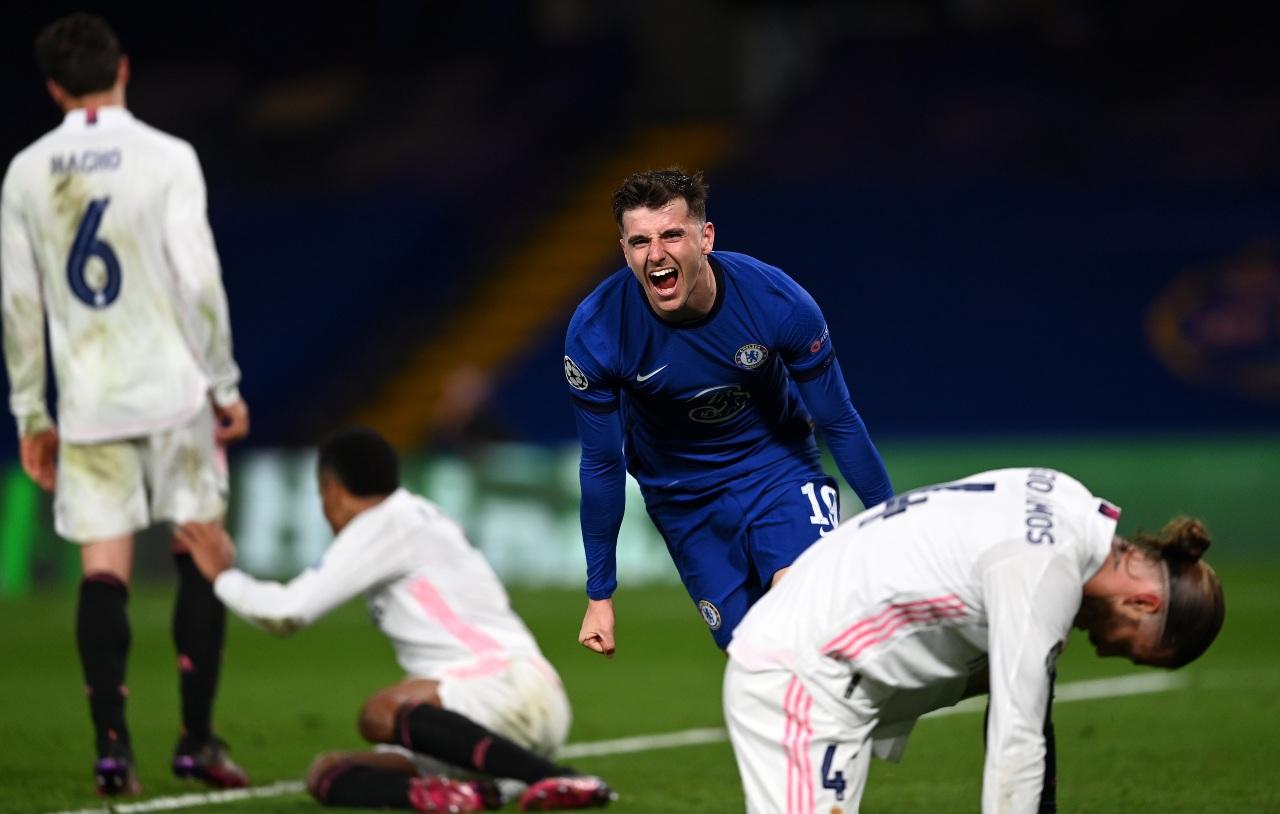UEFA Champions League: Chelsea venció en casa al Real Madrid para meterse a la final