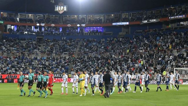 Pachuca Estadio Hidalgo multa sobrecupo