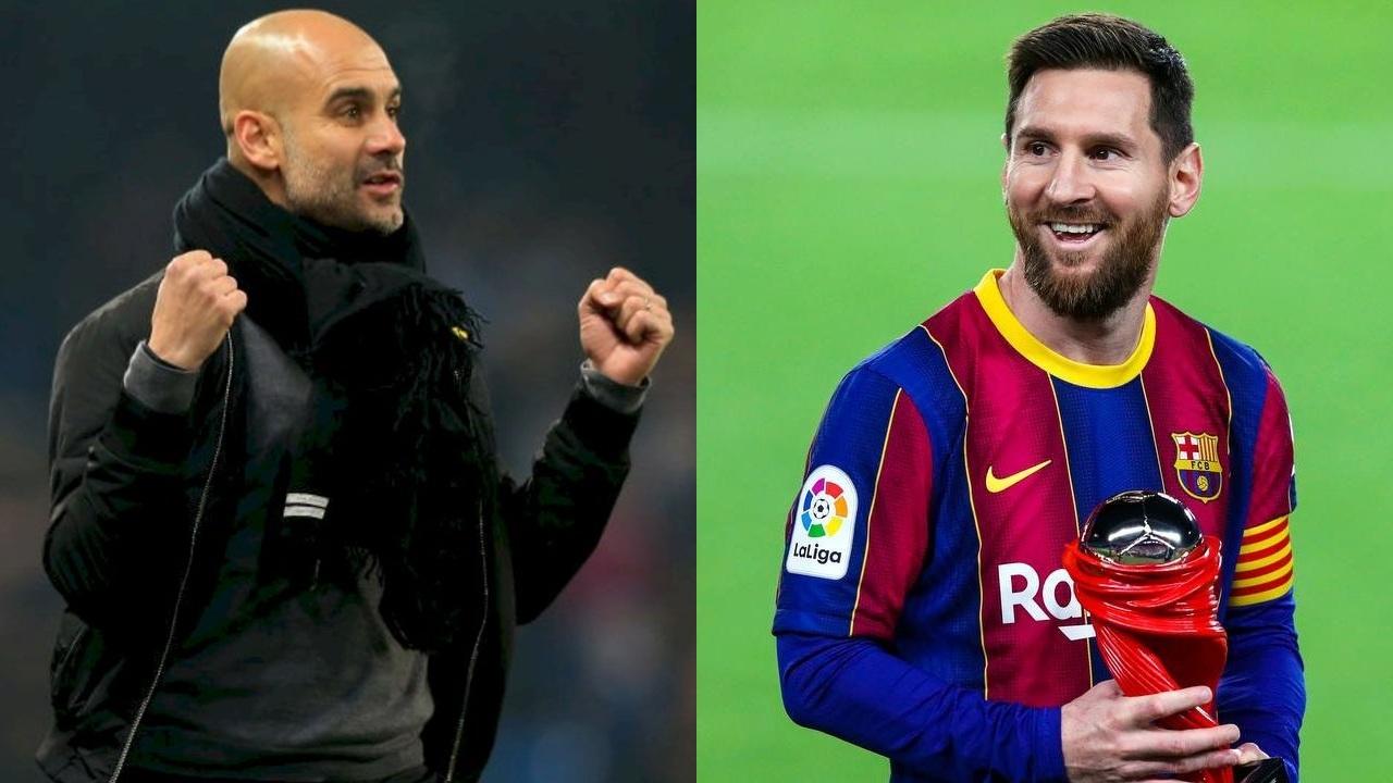 Padre Pep Guardiola Messi sueño Manchester City técnico