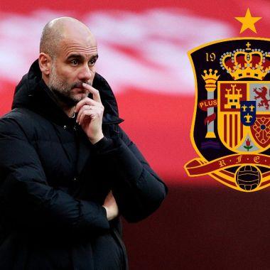 Pep Guardiola selección española dt futbol