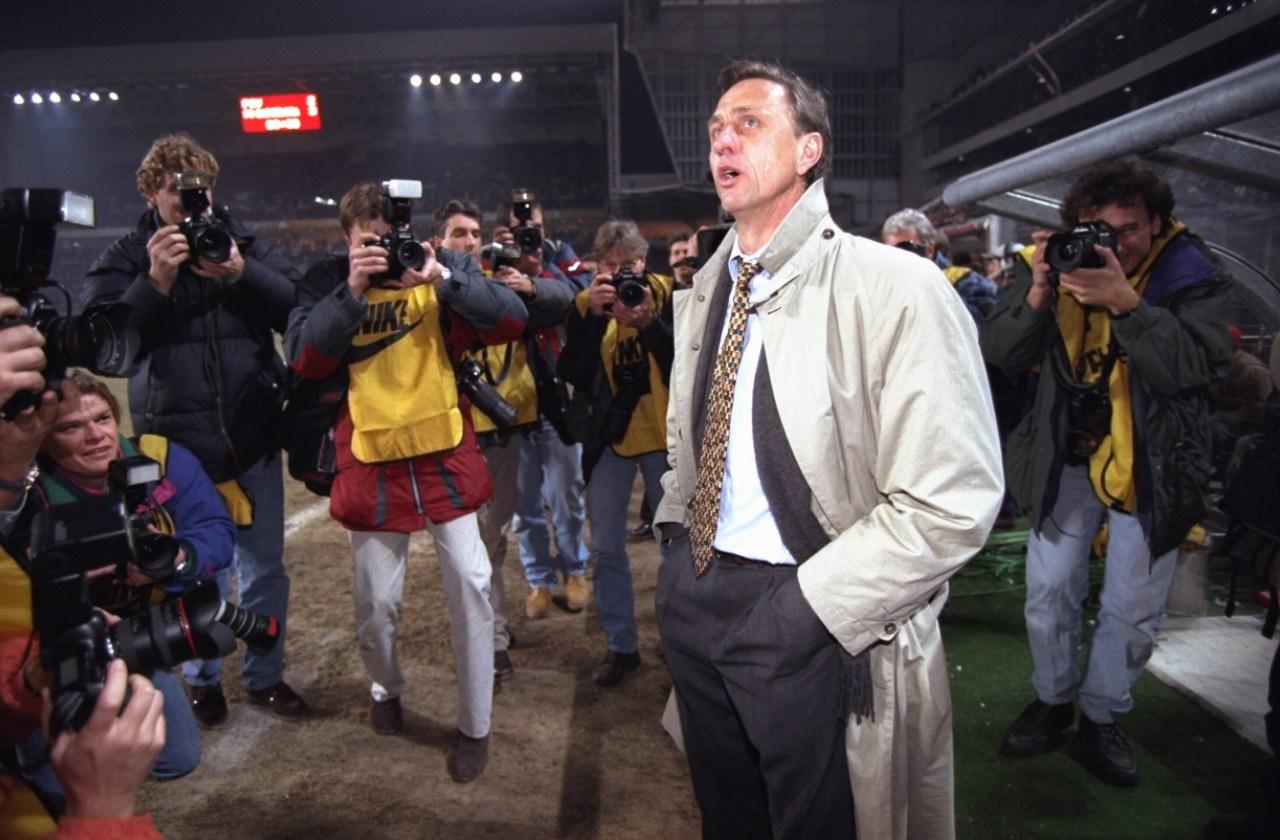 Champions League jugadores entrenadores campeones Johan Cruyff