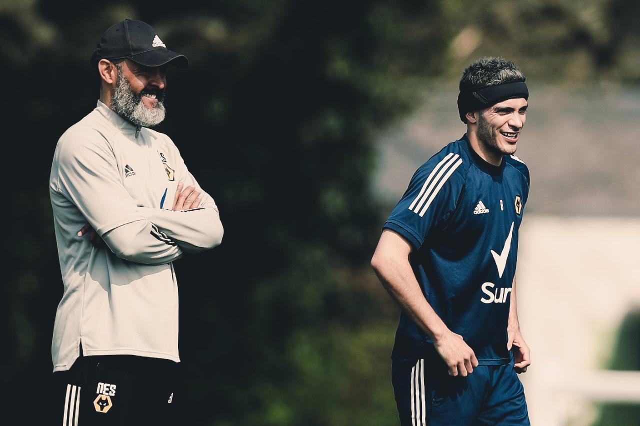 Raul Jiménez refuerzo Roma José Mourinho