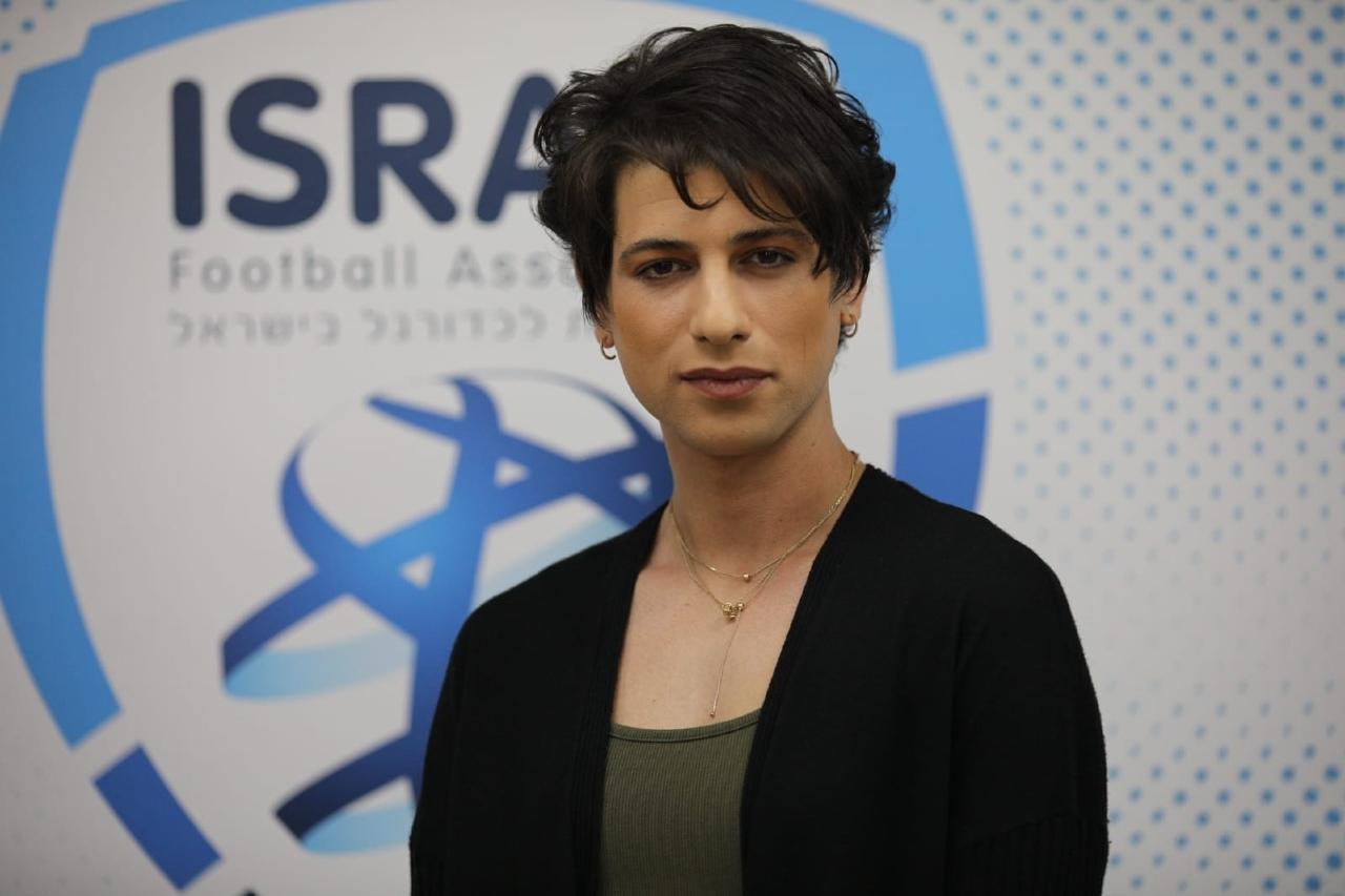 Sapir Berman árbitra trans futbol profesional