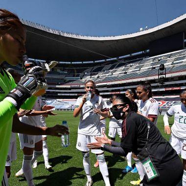 Selección Mexicana Femenil partido amistoso junio Japón