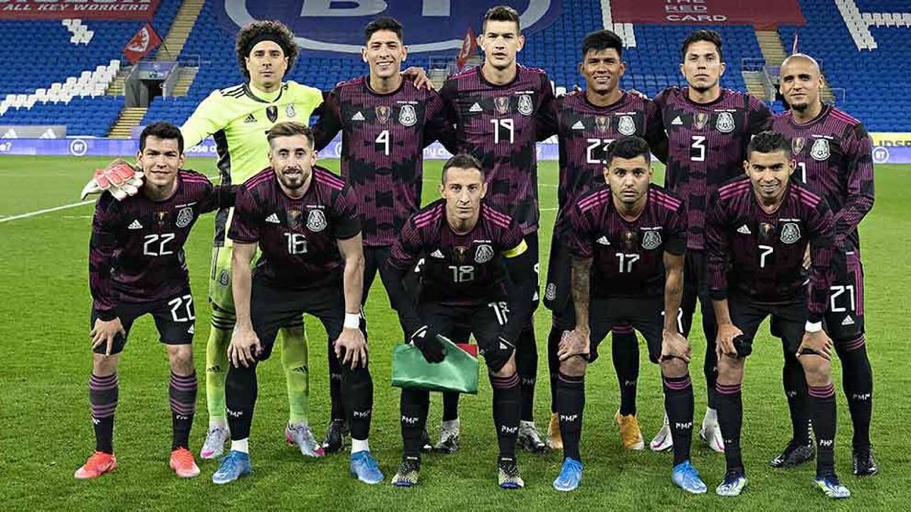 Selección Mexicana vuelva a quedarse fuera del Top 10 en el Ranking de FIFA