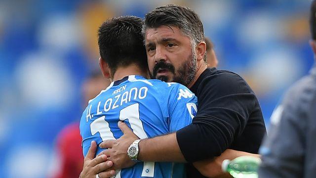 Gattuso salida Napoli temporada Serie A