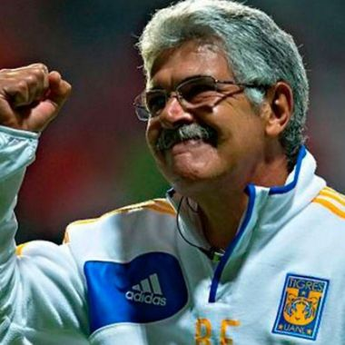 Tuca' Ferretti tigre video liga mx tecnico