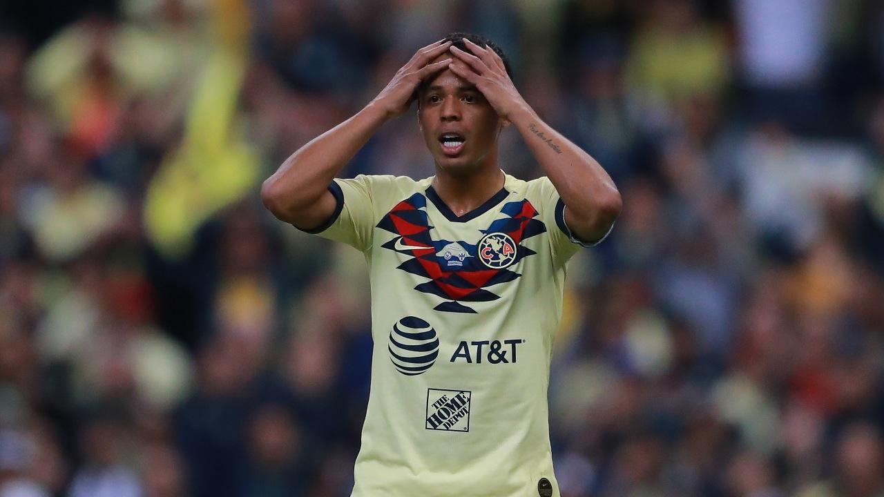 Liga BBVA MX: Giovani Dos Santos León américa