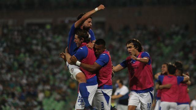 Cruz Azul gana final de ida
