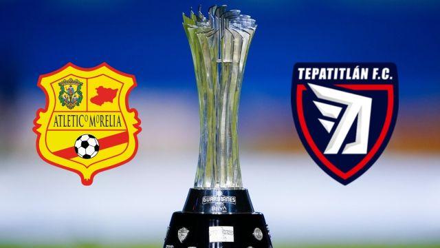 Atlético Morelia y Tepatitlán FC final Expansión