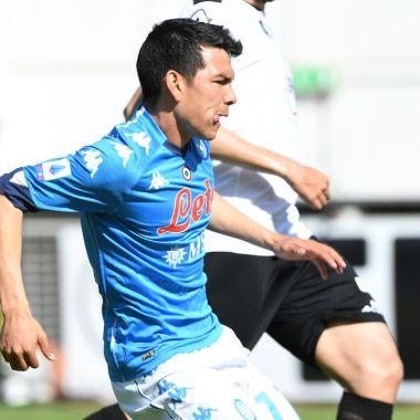 Napoli gol hirving lozano