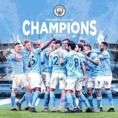 Manchester City campeón premier League